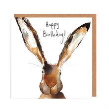 Load image into Gallery viewer, Bernard Hare Birthday Card