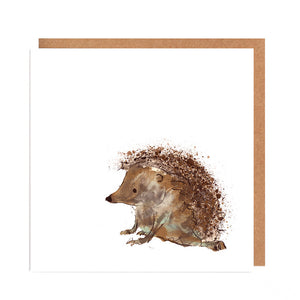 'Evelyn' Hedgehog Card for all Occasions