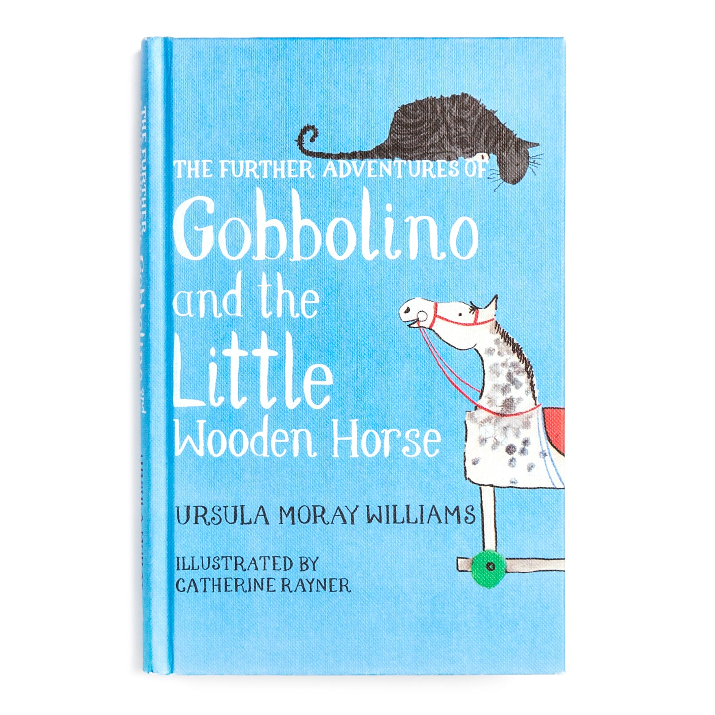 Gobbolino and the little wooden horse