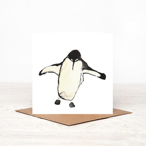 'Jeremy' Penguin Card for all Occasions