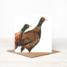Load image into Gallery viewer, Pheasant friends - Miles & Giles - Card for all occasions