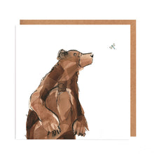 Load image into Gallery viewer, Norris the Bear Card for all Occasions