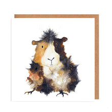 Load image into Gallery viewer, Olga da Polga - Guinea Pig Card for all Occasions
