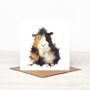 Olga da Polga - Guinea Pig Card for all Occasions