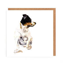 Load image into Gallery viewer, 'Pip' Jack Russell Card for all Occasions