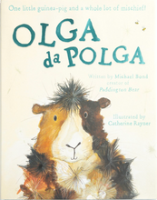 Load image into Gallery viewer, Guinea Pig Print - 'Olga da Polga'