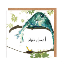 Load image into Gallery viewer, New Home Card - Sylvia & Bird