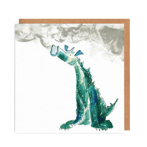 'Sylvia' Dragon Card for all Occasions