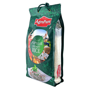 Popular Basmati Rice - AgroPure
