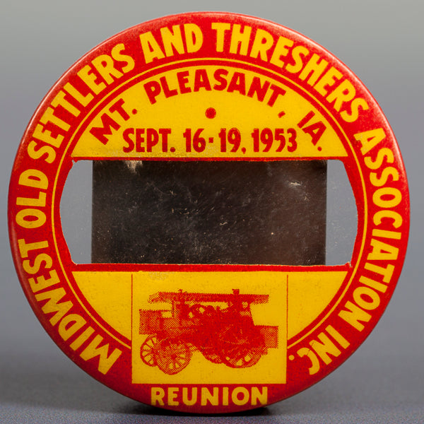 1953 Souvenir Button