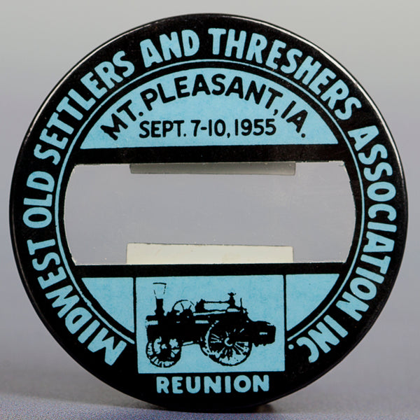 1955 Souvenir Button