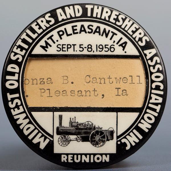 1956 Souvenir Button