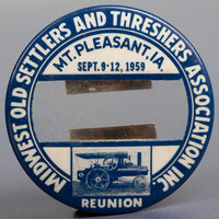 1959 Souvenir Button