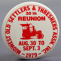 1979 Souvenir Button (No Mount Pleasant)