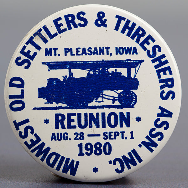1980 Souvenir Button