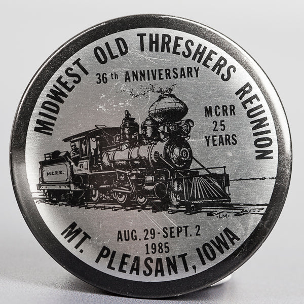 1985 Souvenir Button