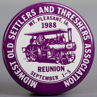 1988 Souvenir Button