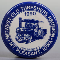 1990 Souvenir Button
