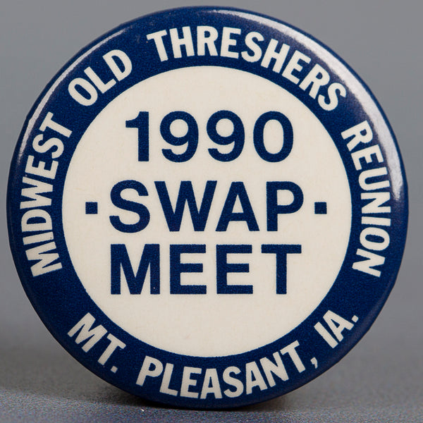 1990 Swap Meet Button