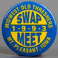 1993 Pink Swap Meet Button