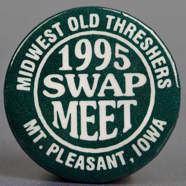 1995 Swap Meet Button