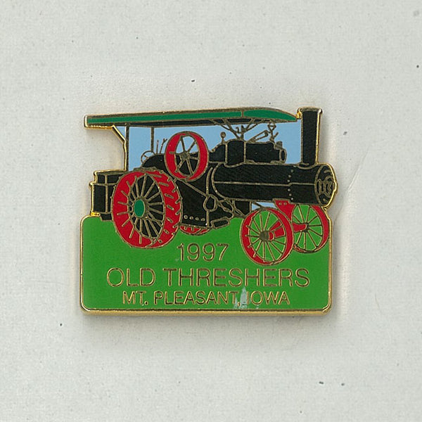 1997 Traction Steam