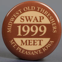 1999 Swap Meet Button