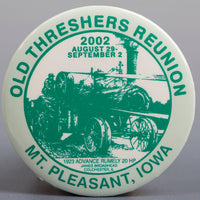 2002 Souvenir Button