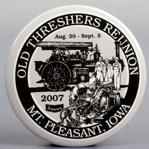 2007 Souvenir Button