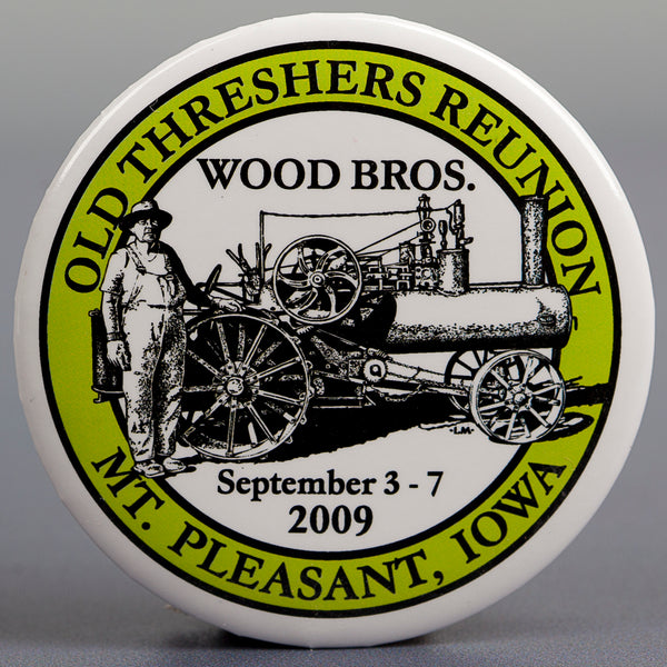 2009 Souvenir Button