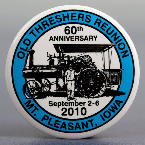 2010 Souvenir Button