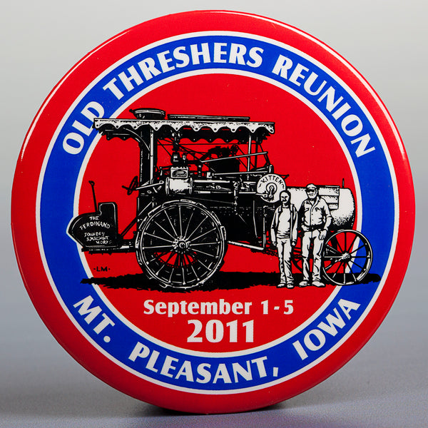 2011 Souvenir Button