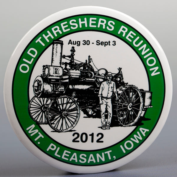 2012 Souvenir Button