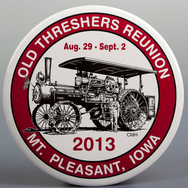 2013 Souvenir Button