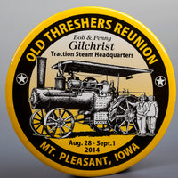 2014 Souvenir Button
