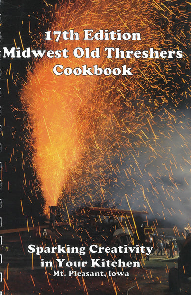17th Edition Old Threshers Cookbook