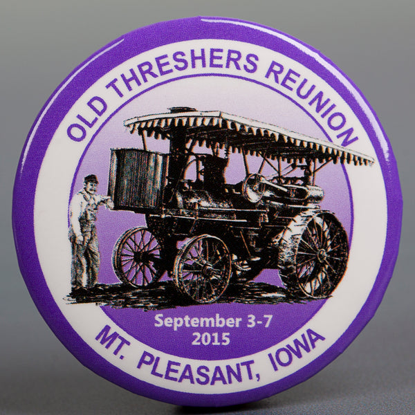 2015 Souvenir Button