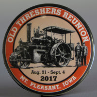 2017 Souvenir Button