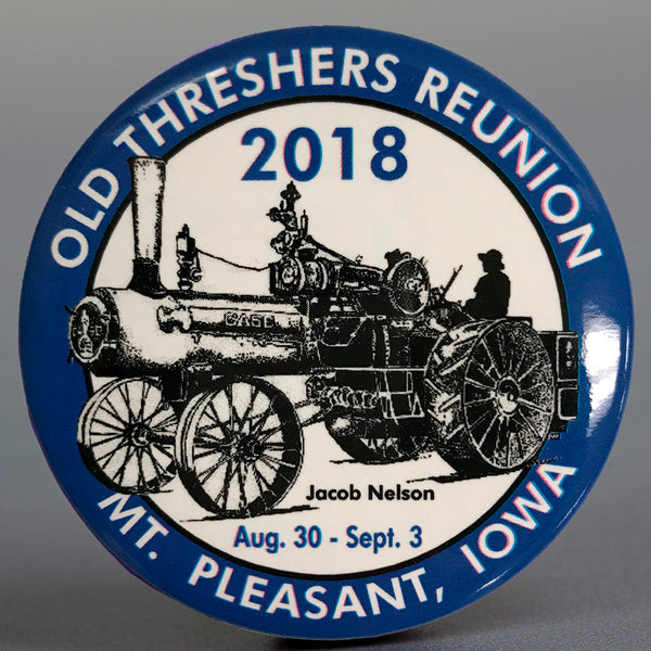 2018 Souvenir Button
