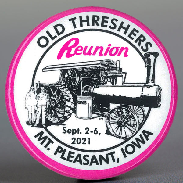 2021 Souvenir Button