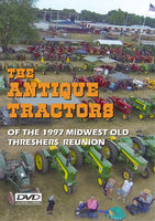 The Antique Tractors of the Midwest Old Threshers Reunion, Vol. 2.