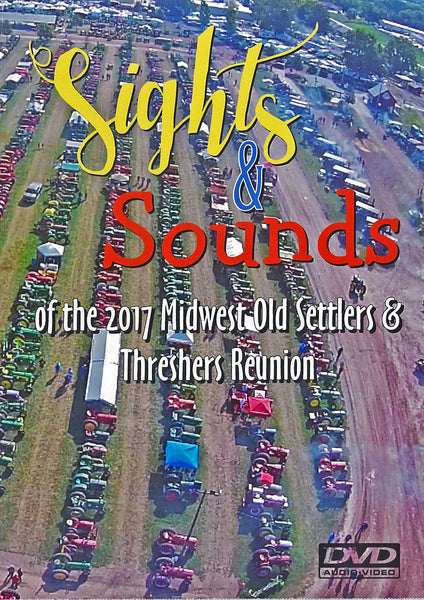 2017 Midwest Old Threshers Reunion Scrapbook
