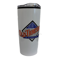 20oz Old Threshers Logo Tumbler