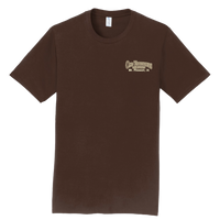 State of Iowa Steam Engine Tshirt
