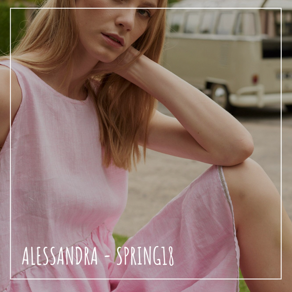 Spring into Summer with Alessandra!.