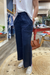 Relaxed Linen Pant | Navy
