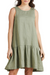 Gordon Smith Khaki Shift dress | Khaki