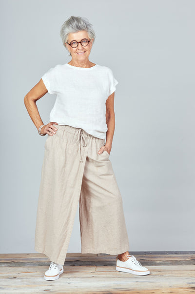 Sunrise Crossover Pants | Driftwood