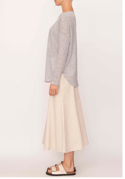 POL - Fisson Stripe Top | Stripe