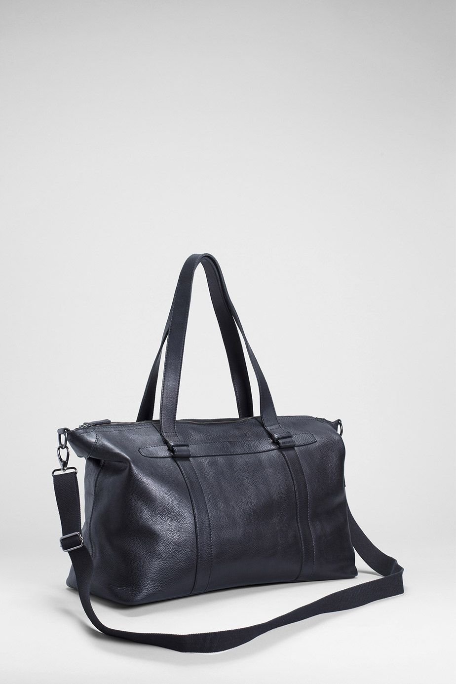 Elk-Mand Overnight Bag | Black